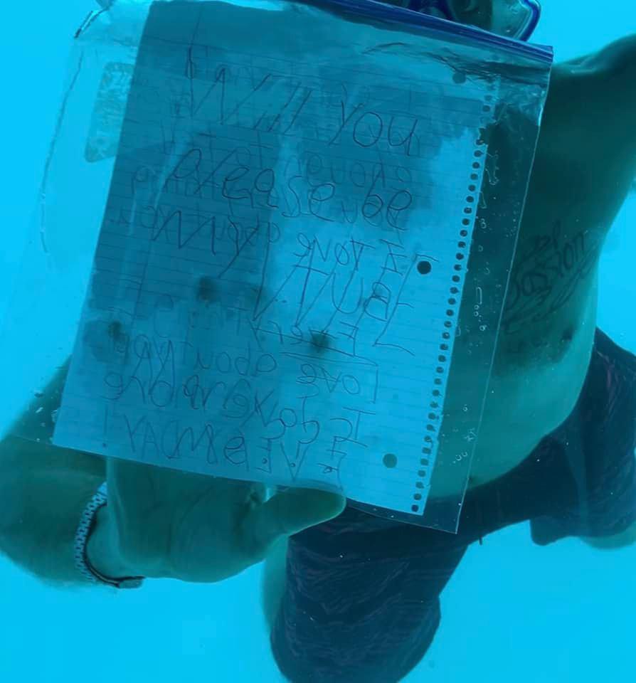 Man dies during underwater proposal to girlfriend lindaikejisblog 3