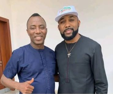 Nigeria has a way of constantly punishing the innocent - Banky W speaks on Omoyele Sowore's detention by DSS