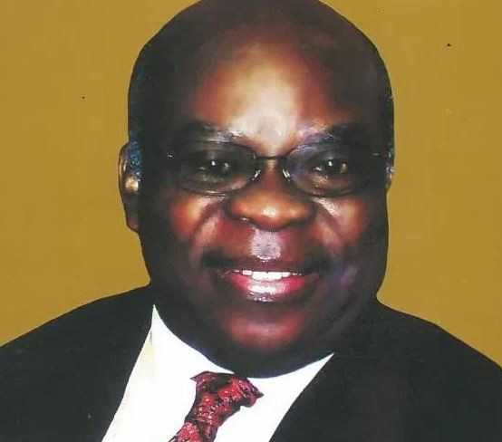 Former Secretary to the Federal Government,Chief Ufot Ekaette is dead!