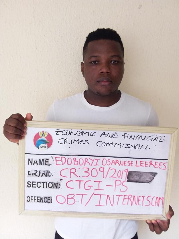 Fake Jumia agent arrested in Benin lindaikejisblog