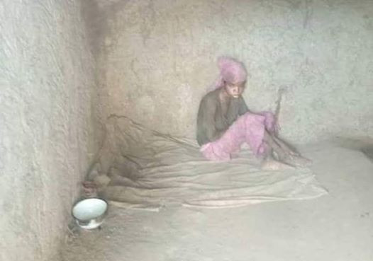Kano father chains locks up his 16-year-old daughter for two years because she rejected forced marriage