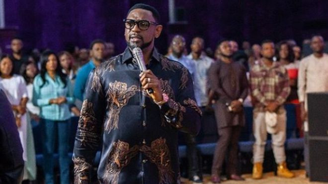 Rape allegation: Biodun Fatoyinbo reacts to fresh interviews of his former spiritual mentors standing with Busola Dakolo