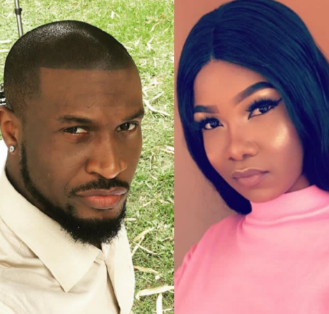 Nigerians storm Peter Okoye's page to remind himto fulfil his 'promise' of giving Tacha 60 milion following her disqualification