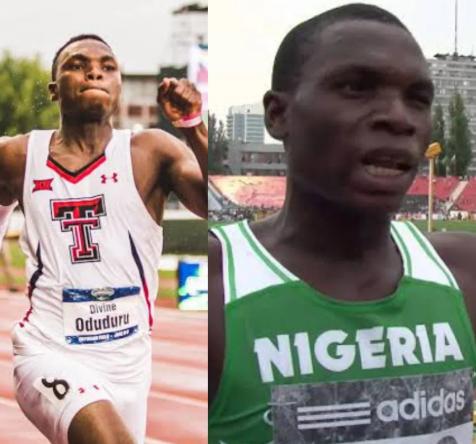 #DOHA2019:Nigerian athlete, Divine Oduduru disqualified from IAAF World CHampionships]