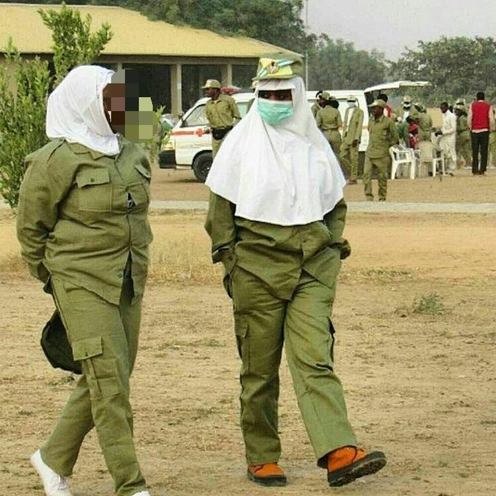 NYSC approves white, shoulder-length hijab for corps members lindaikejisblog