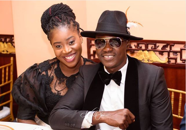 '10 years of pure happiness and real love with you'- Sound Sultan celebrates 10th wedding anniversary with his wife Farida