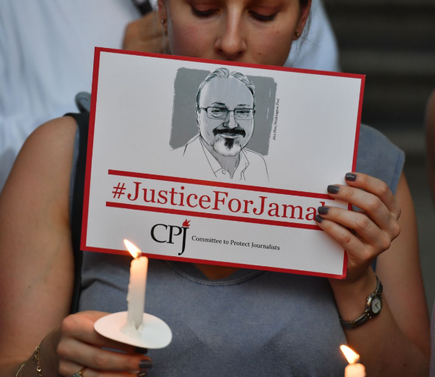 Slain journalist,Jamal Khashoggi remembered in Washington and Istanbulone year after his tragic death