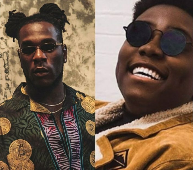Burna Boy, Teninominated for 2019 MTV Europe Music Awards (Full List)