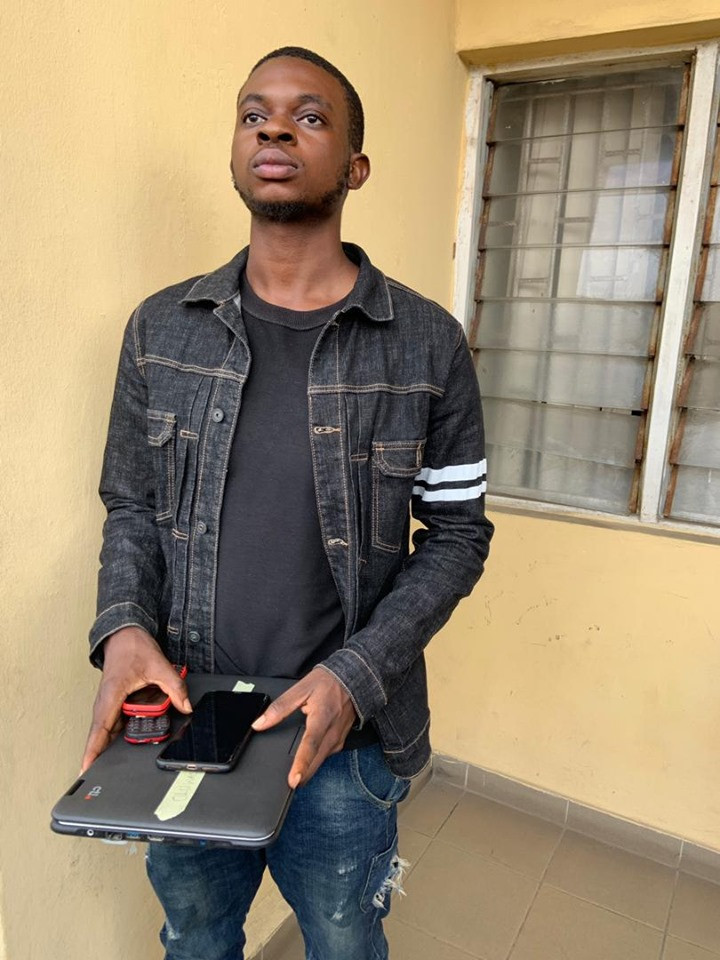 Six suspected internet fraudsters arrested in Lagos lindaikejisblog 2