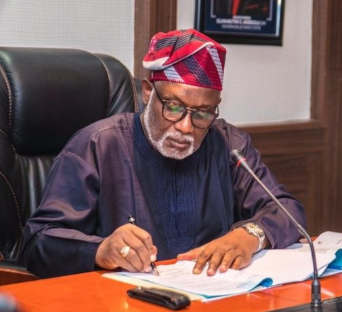 GovernorAkeredolu sacks aide with immediate effect over 'misconduct'
