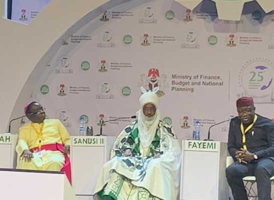 Nigeria's population is a liability- Emir of Kano, Muhammad Sanusi II