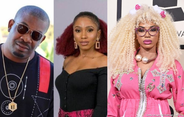 Mercy said her ass is her selling point - Don Jazzy reacts to Dencia's claim of objectifying women lindaikejisblog
