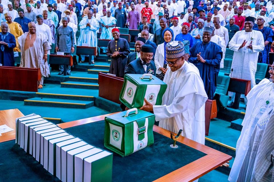 Here's the full text of President Buhari's #Budget2020 speech