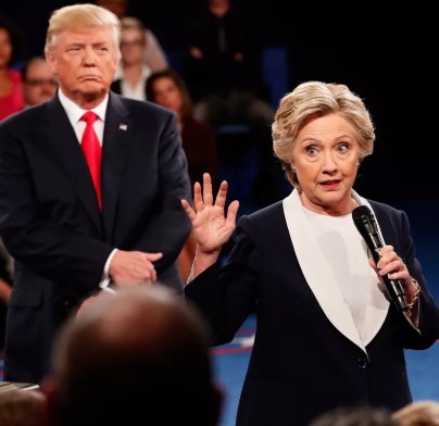 I think Crooked Hillary Clinton should enter the 2020 presidential race - President Trump Tweets