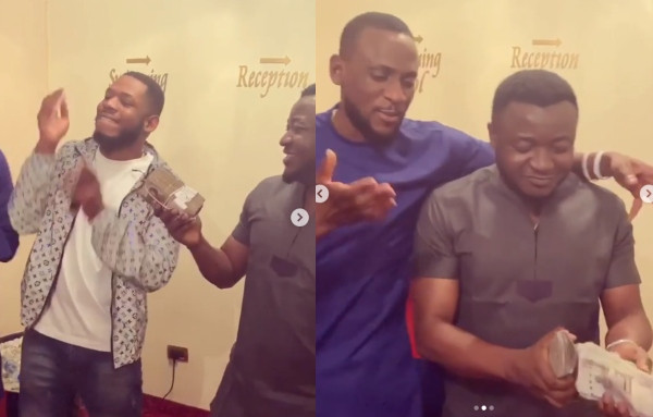 Frodd and Omashola get N500k and N300k from MC Galaxy lindaikejisblog