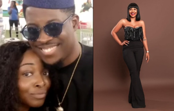 Seyi's girlfriend, Adeshola says Tacha is not his type lindaikejisblog