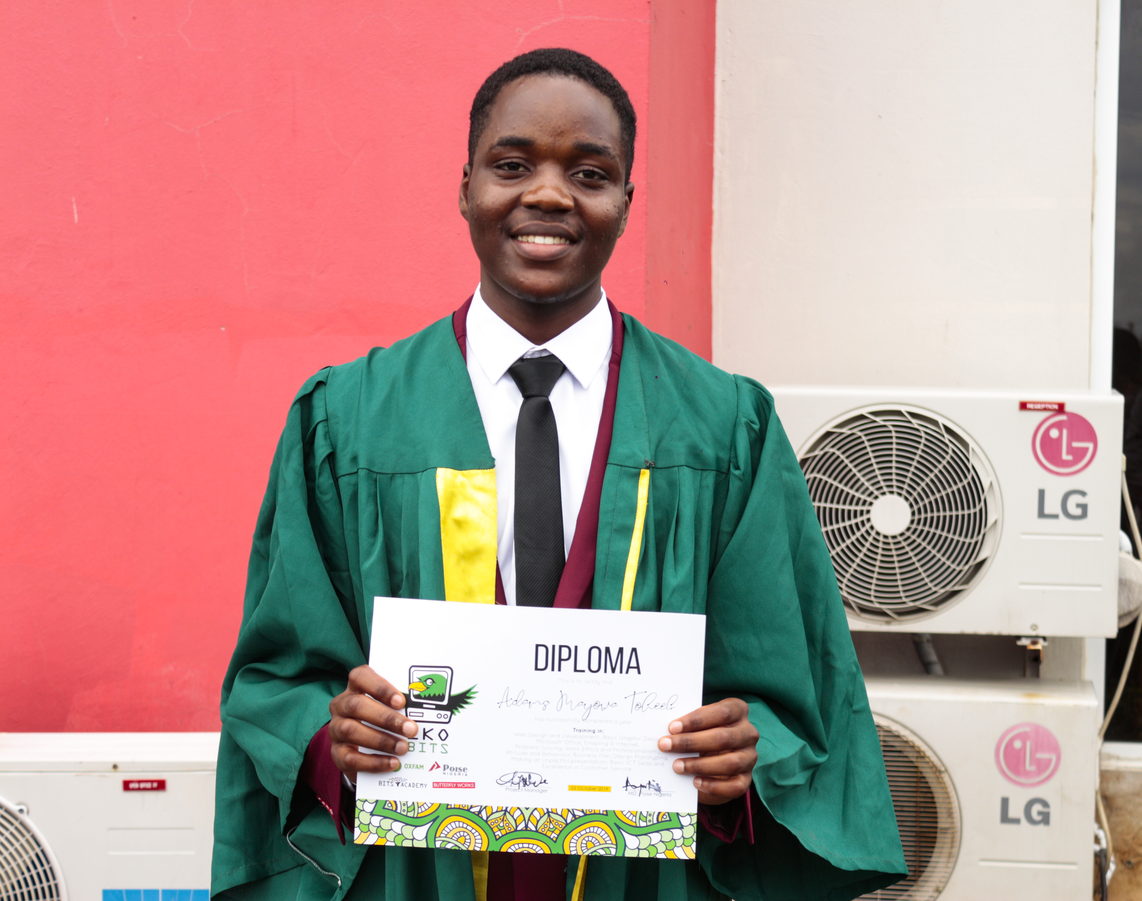Poise Nigeria, Ekobits Trust And Oxfam Empowers Youths In Global Technology Skills In ICT
