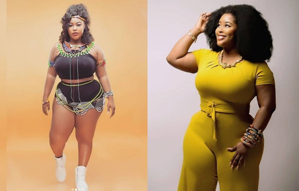 I no longer get movie roles after doing plastic surgery  Actress Nana Frema lindaikejisblog