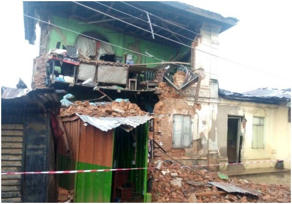 Another building collapses in Lagos lindaikejisblog