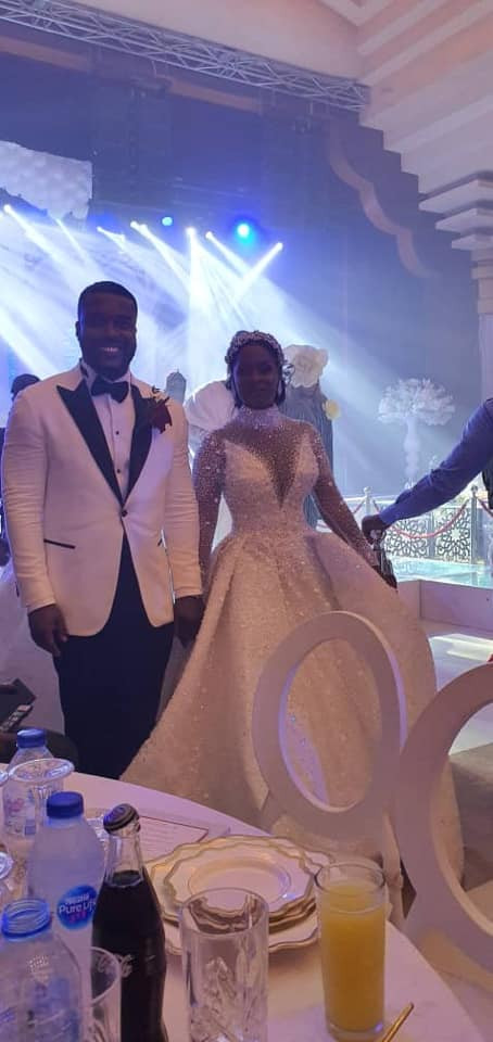 Photos and videos from the wedding ceremony of billionaire, Sir Emeka Offor's daughter lindaikejisblog 2