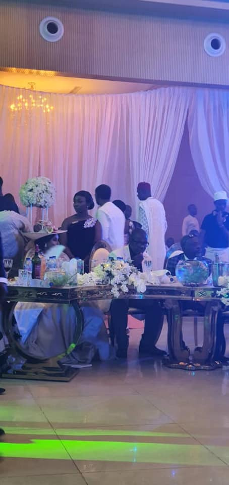 Photos and videos from the wedding ceremony of billionaire, Sir Emeka Offor's daughter lindaikejisblog 8