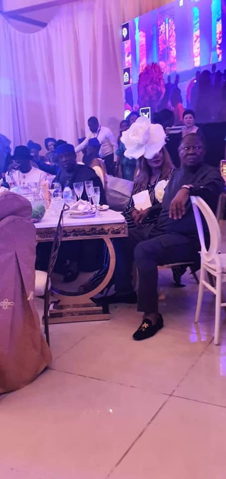 Photos and videos from the wedding ceremony of billionaire, Sir Emeka Offor's daughter lindaikejisblog 11