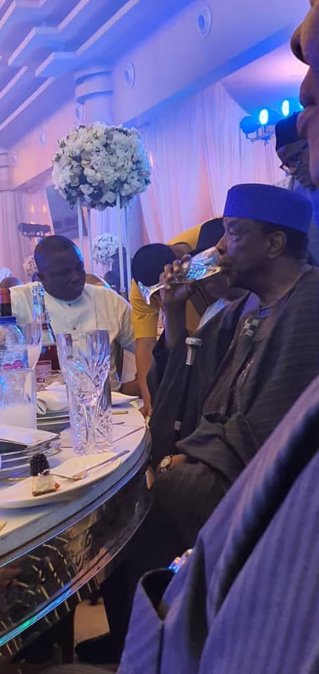 Photos and videos from the wedding ceremony of billionaire, Sir Emeka Offor's daughter lindaikejisblog 13