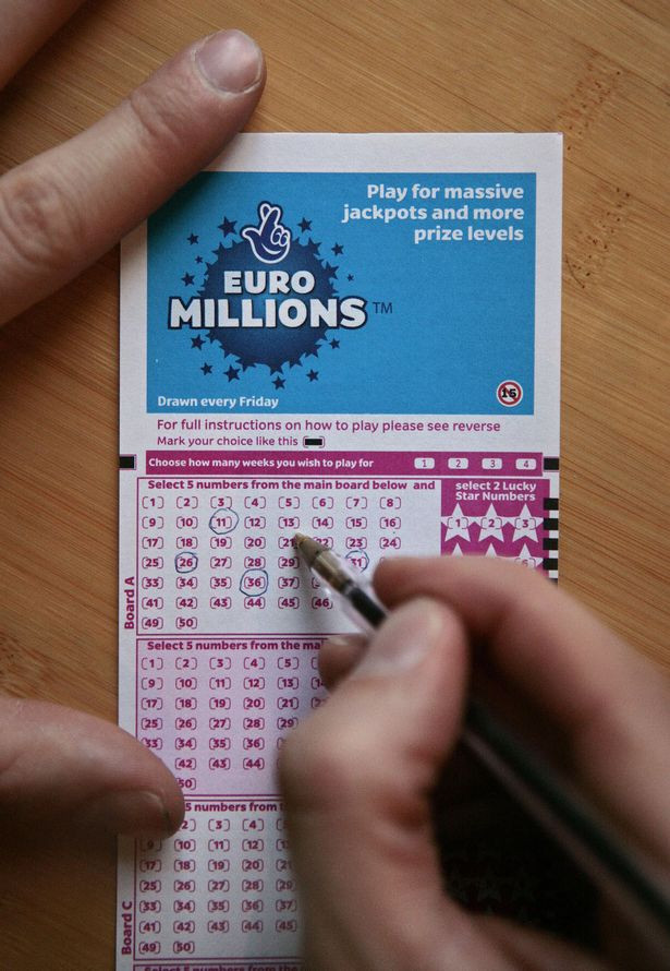 Lucky EuroMillions winner claims 170million lottery prize