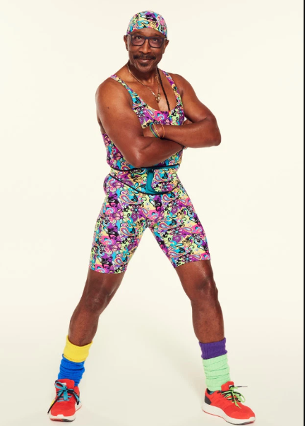 TV star Mr. Motivator wants his ashes fed to mourners in sandwiches at his funeral