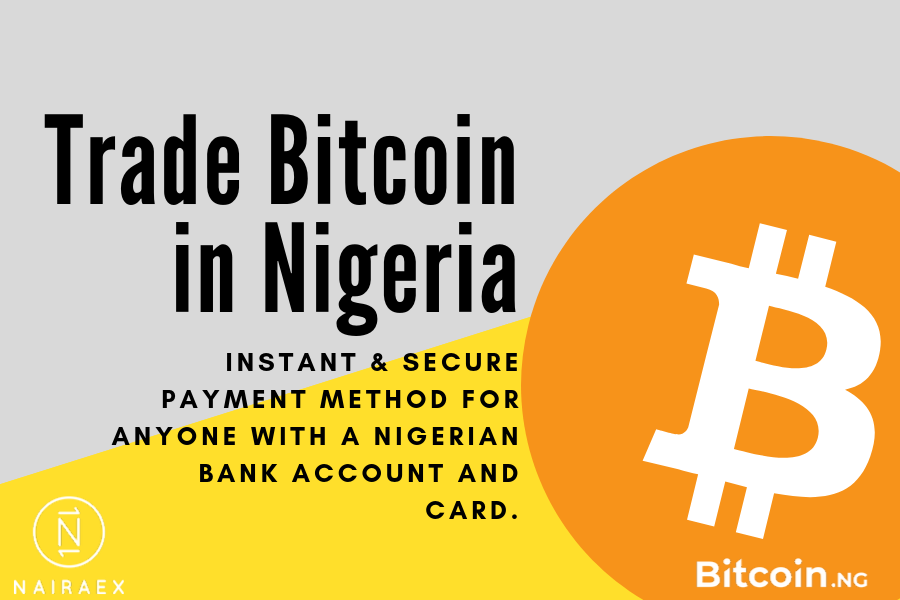 Buy and Sell Bitcoin for the Best Rates in Nigeria