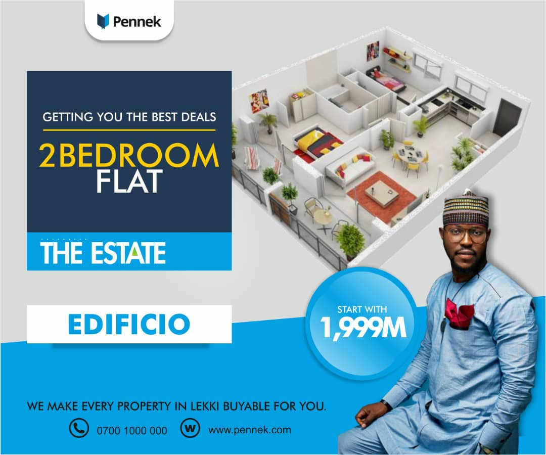 Own A Home with just 1.999m in Lekki