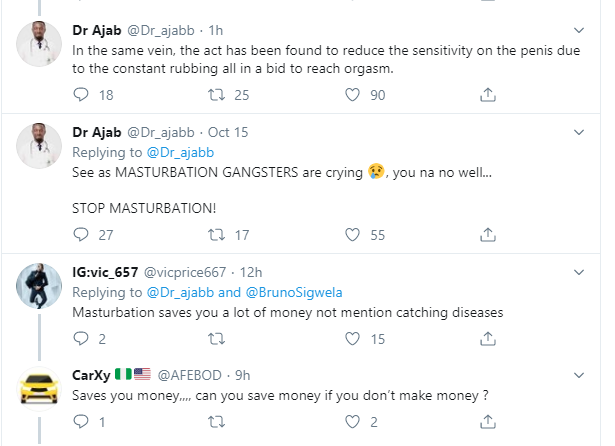 Nigerian Doctor reveals why masturbation is injurious to the health of men and women lindaikejisblog