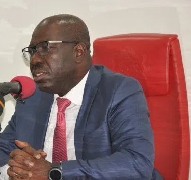Edo State APC suspends its Secretary,Lawrence Okah