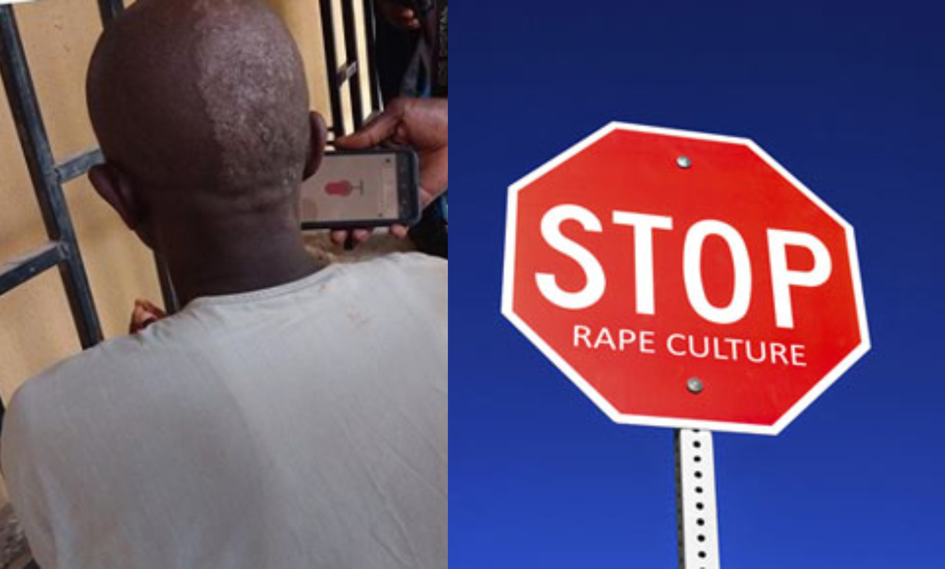 I started but I did not finish - 30-year-old suspect arrested for raping 9-year-old girl lindaikejisblog