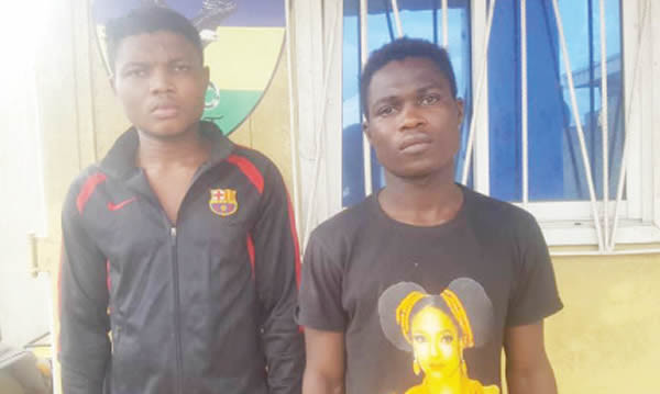 I became a robber after my N70,000 phone was stolen in a bus - Suspect who robbed businessman of N4.4m jewelry and raped his housemaid lindaikejisblog