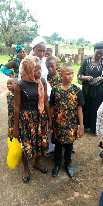 Photos from the burial ceremony of social commentator, Stanley Nwabia lindaikejisblog 3