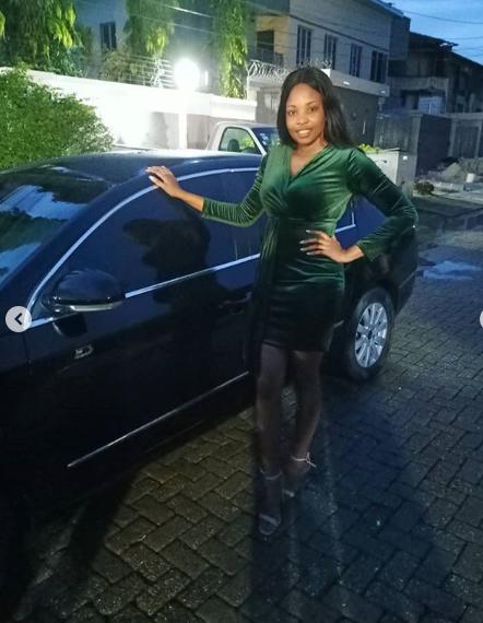 BBNaija's Cindy gets a car gift lindaikejisblog  2