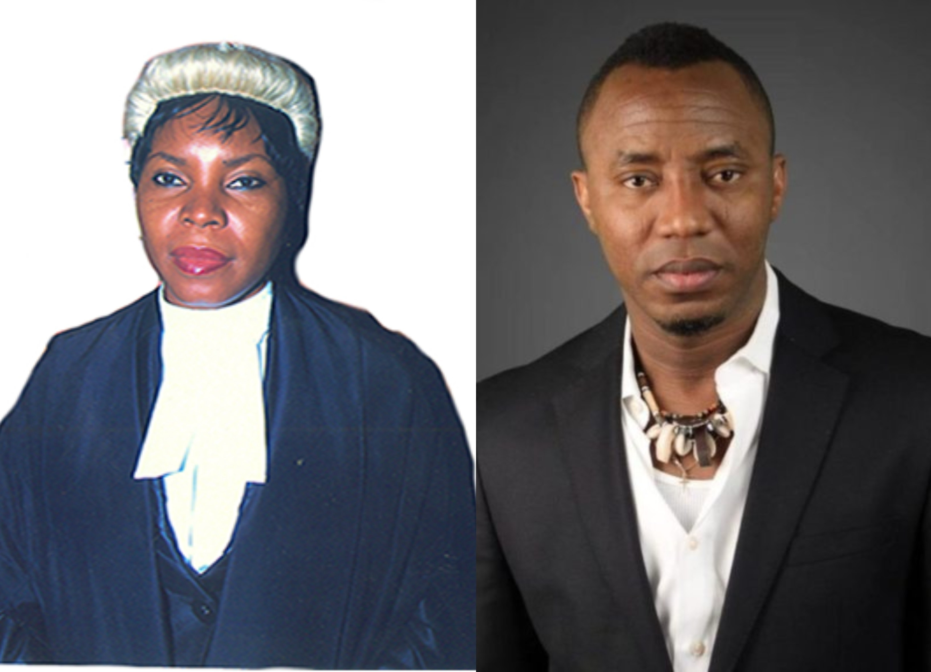 Im concerned no one is willing to stand as Sowores surety - Judge lindaikejisblog