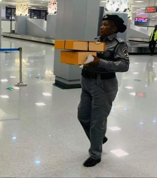 Customs slams N165,000 Duty on traveler for designer bag lindaikejisblog