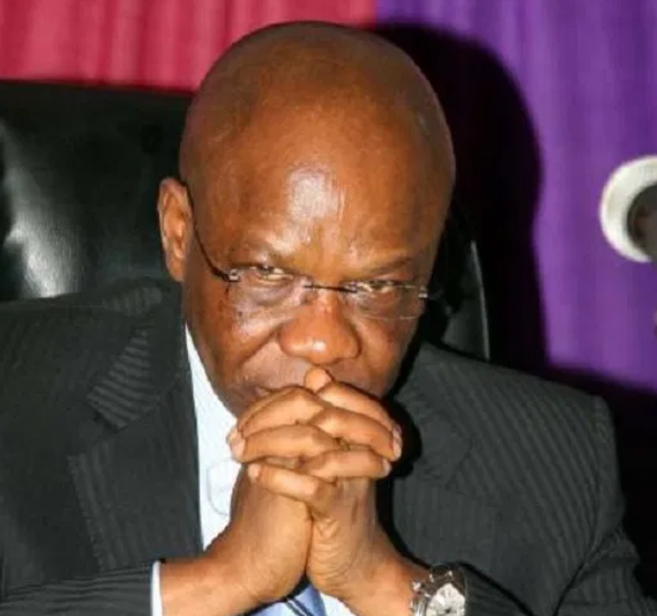 Maurice Iwu re-arraigned over N1.23bn fraud