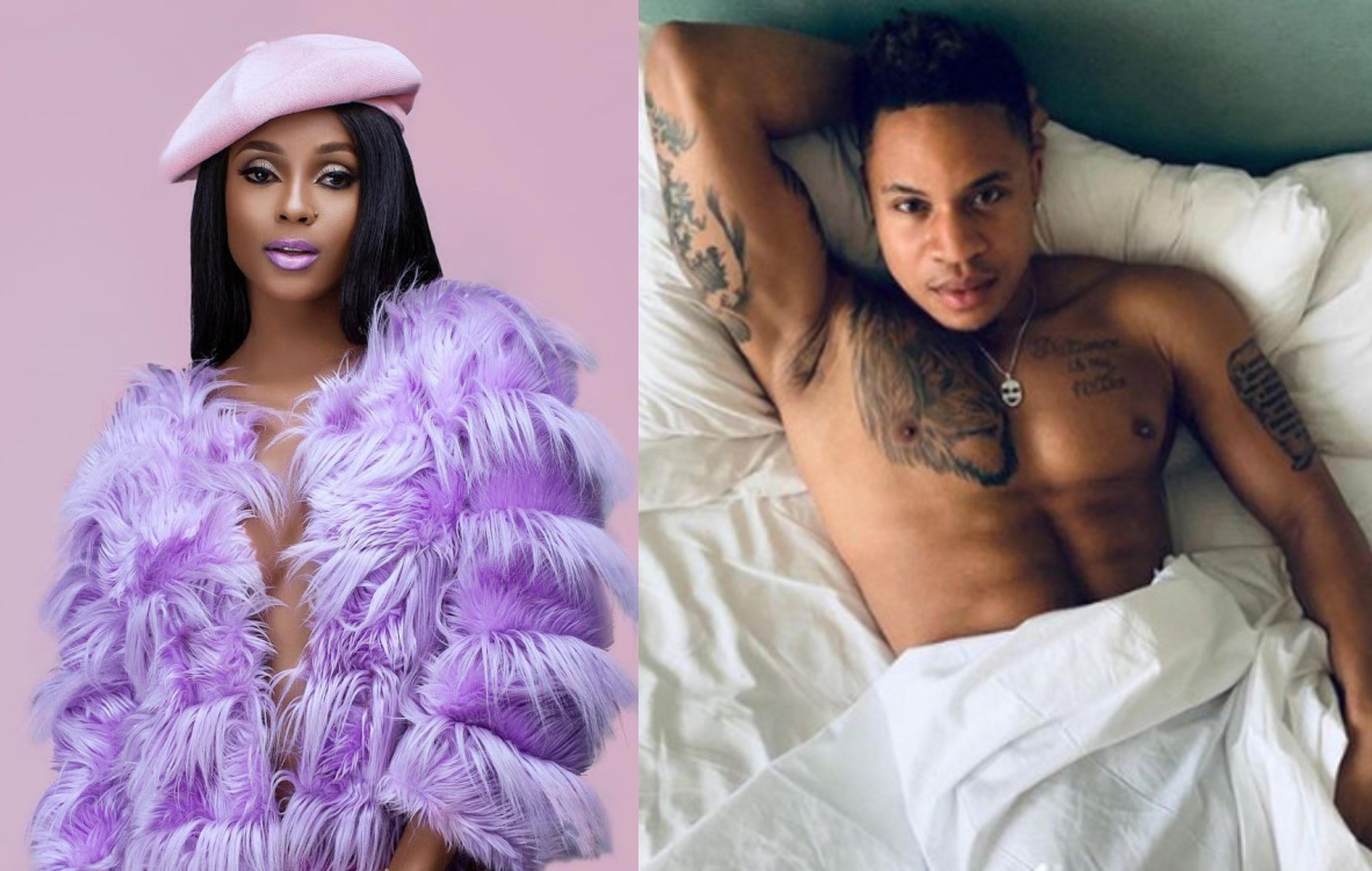 Vanessa Mdee confirm she is dating Power star, Rotimi lindaikejisblog