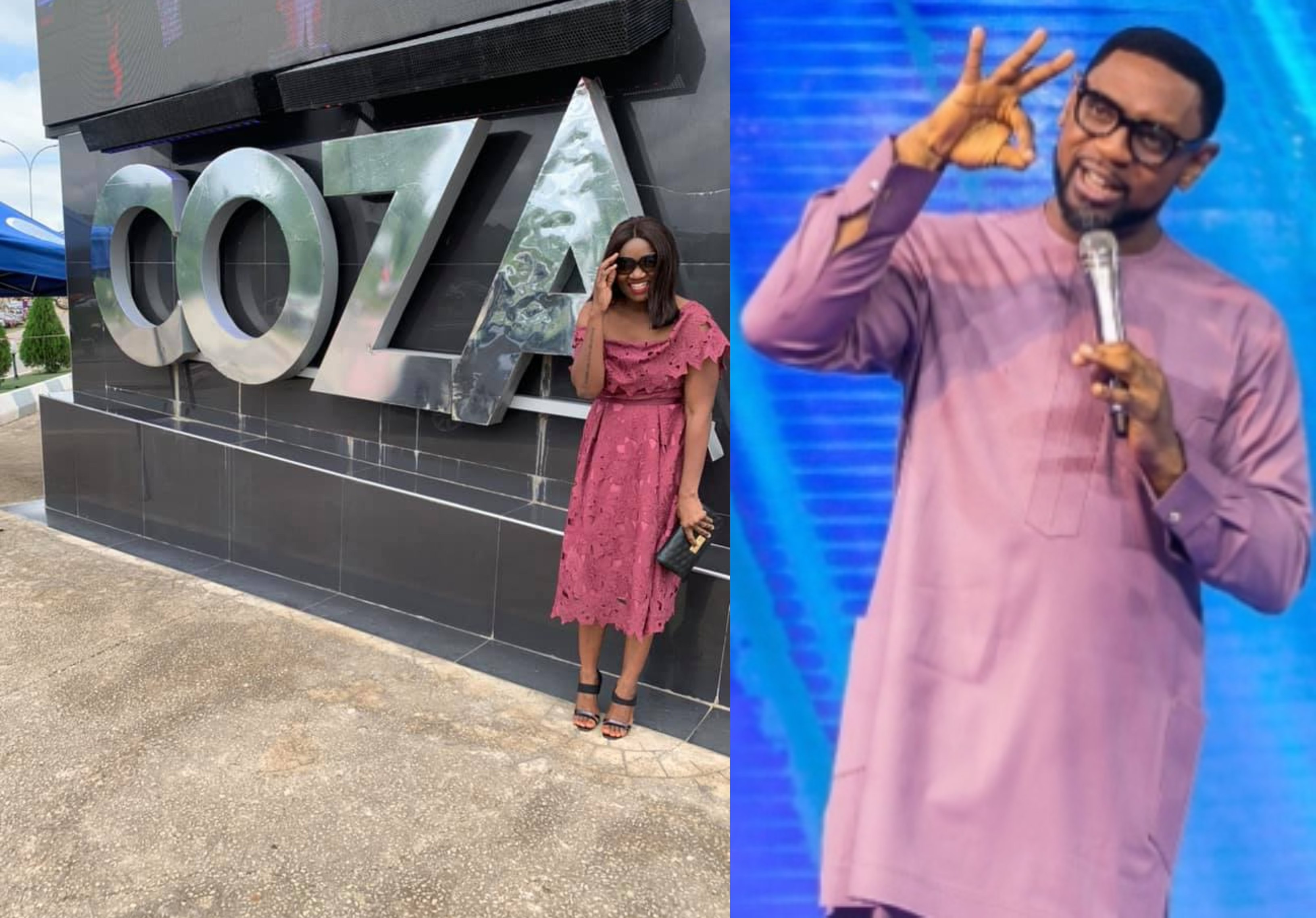 Ese Walter who first accused Pastor Fatoyinbo of sexual abuse reveals she recently attended COZA in disguise, shares her reason lindaikejisblog
