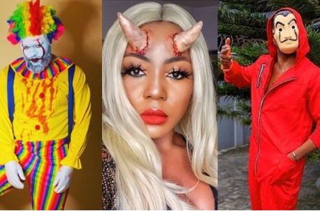 Photos from Falz The Bahd Guy's 'Haunted House' themed 29th birthday party in Lagos