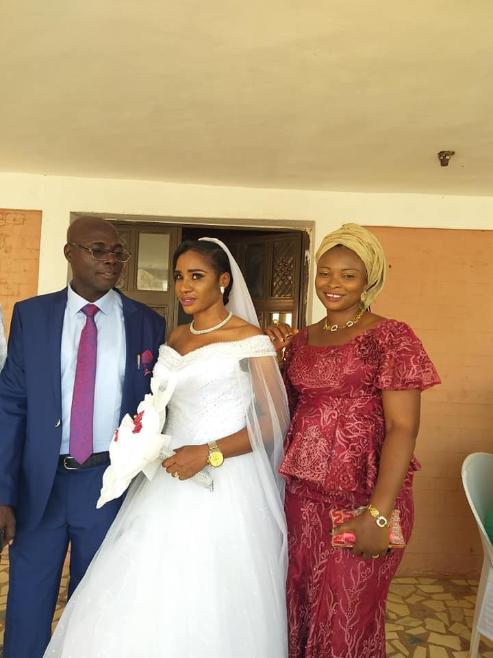 Photos from wedding ceremony of former Catholic Priest of 25 years in Kaduna lindaikejisblog  7
