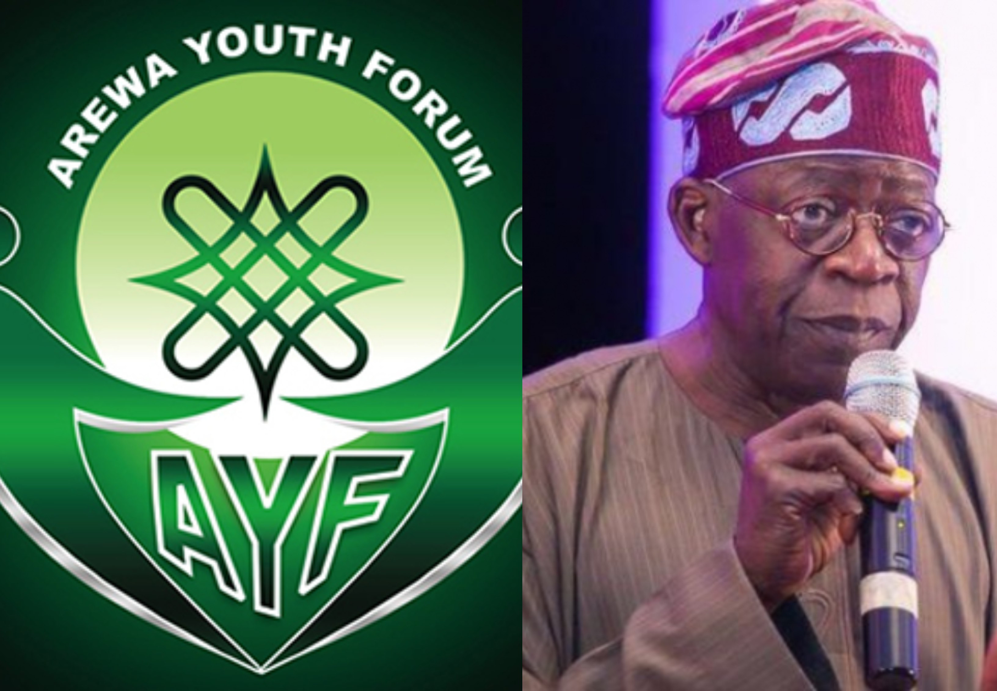 Tinubu won't be probed over bullion van by EFCC, he is in APC - Arewa Youths lindaikejisblog