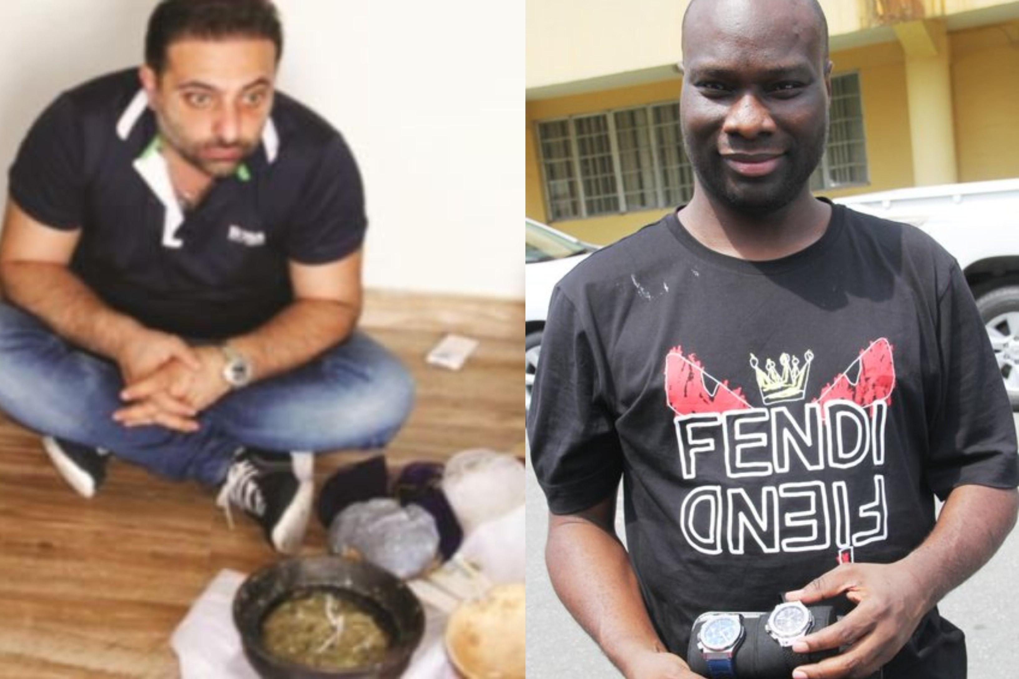Mompha's alleged Lebanese accomplice arrested in N1.8b Lagos home lindaikejisblog