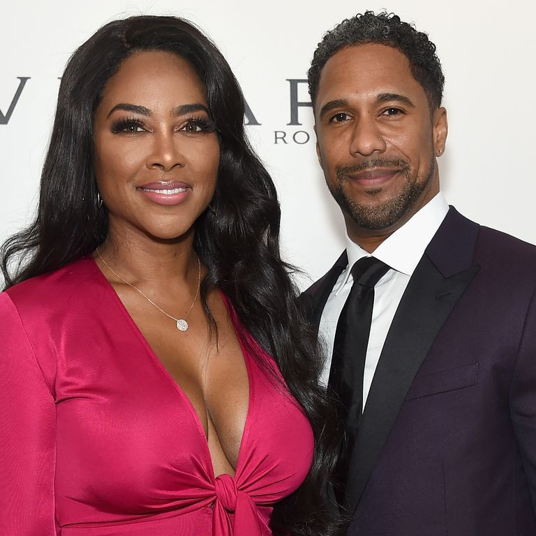 Reality star Kenya Moore breaks silence on her separation from husband Marc Daly