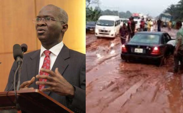 Our roads are not as bad as they are portrayed - Fashola lindaikejisblog