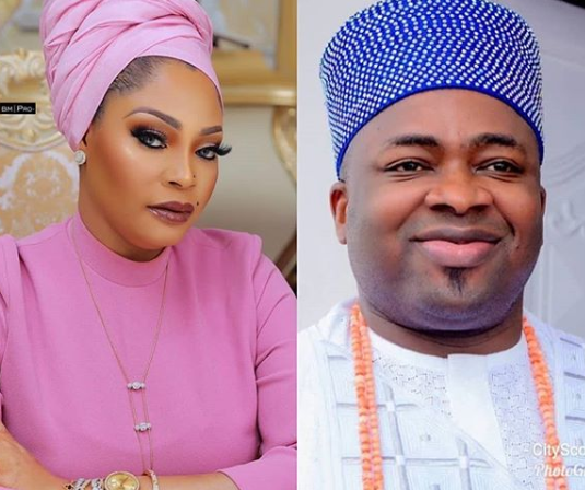 'My love and respect for you will never fade' - Oba Elegushitoasts first wife, Olori Sekinat in reassuring birthday post.