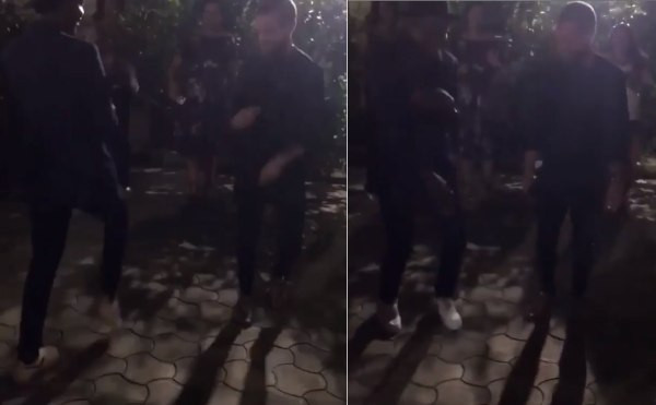 Twitter CEO, Jack Dorsey spotted dancing Soapy lindaikejisblog